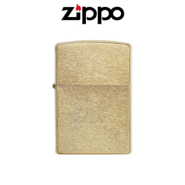 ZIPPO 지포 라이터 207G REG GOLD DUST 오일라이터