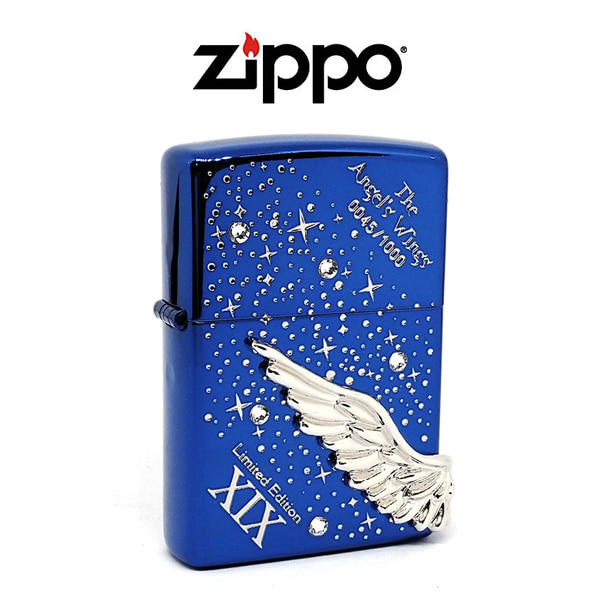 ZIPPO Angel Wings 19 LE Limited Edition 지포라이터